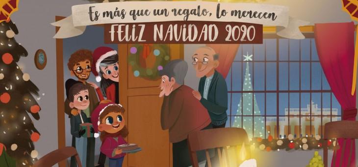 Feliz Navidad y Prospero Año 2021